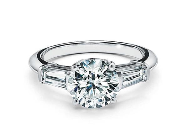 Side-Stone Rings
